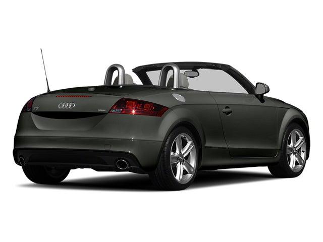 Audi TT T Roadster Quattro Audi Dealer In Cary NC Used - Used audi tt convertible