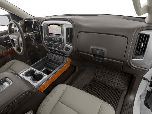 "2017 GMC Sierra 1500 4WD Crew Cab 153.0"" SLT - GMC dealer ..."
