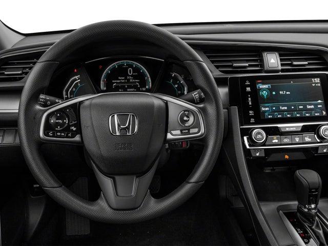 2018 Honda Civic Sedan LX CVT In Cary, NC   Leith Trucks